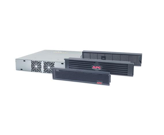 Transformador redutor da APC para rack 2 U E: 208 V S:120 V; c/5-20 tomadas