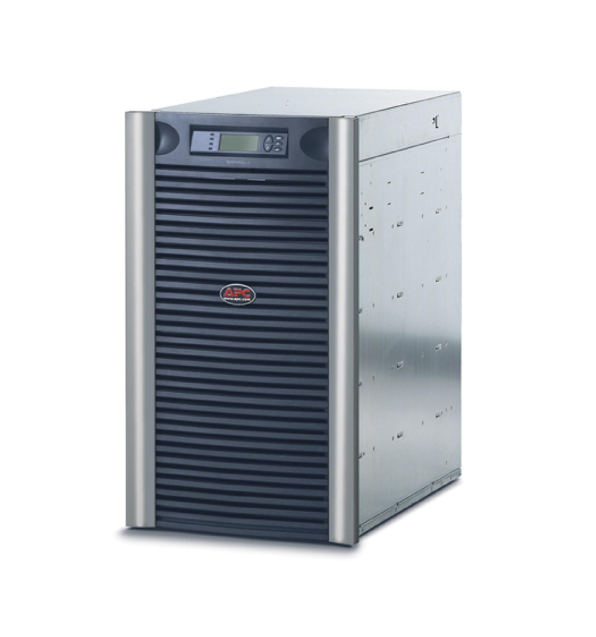 Symmetra LX da APC, 8 kVA escalável a 16 kVA, N+1 para rack, 208/240 V