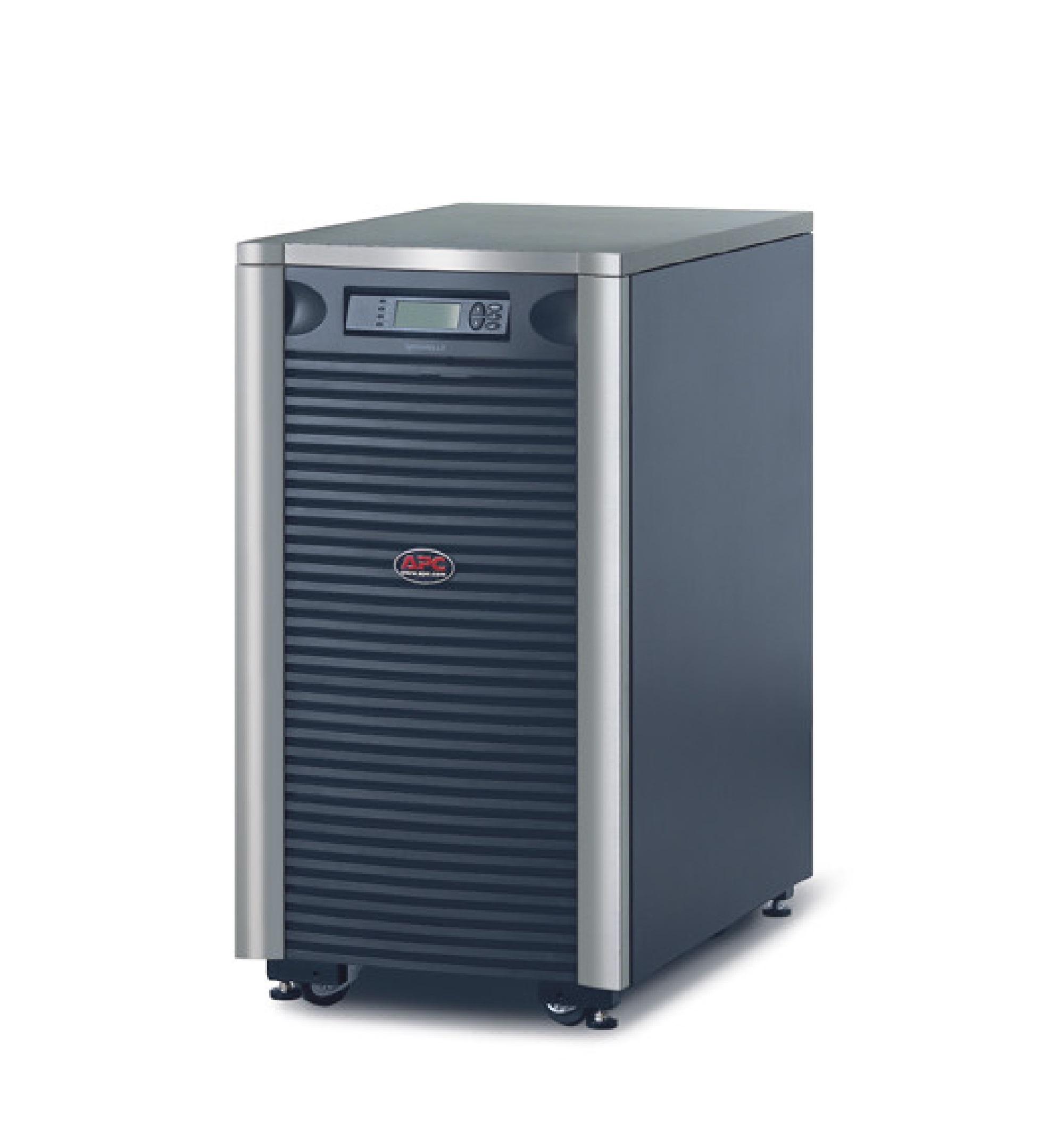 Symmetra LX APC, 16 kVA escalável a 16 kVA, N+1 em torre, 220/230/240 V ou 380/400/415 V