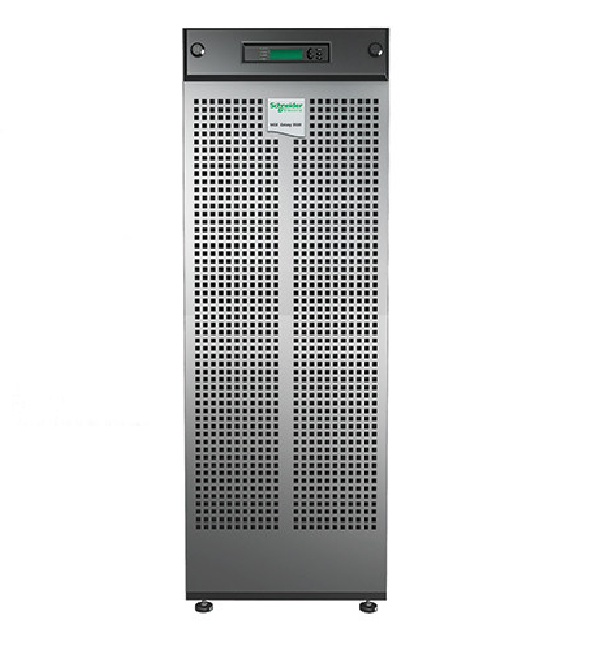 MGE Galaxy 3500, 40 kVA e 400 V, com 4 módulos de baterias, startup 5x8