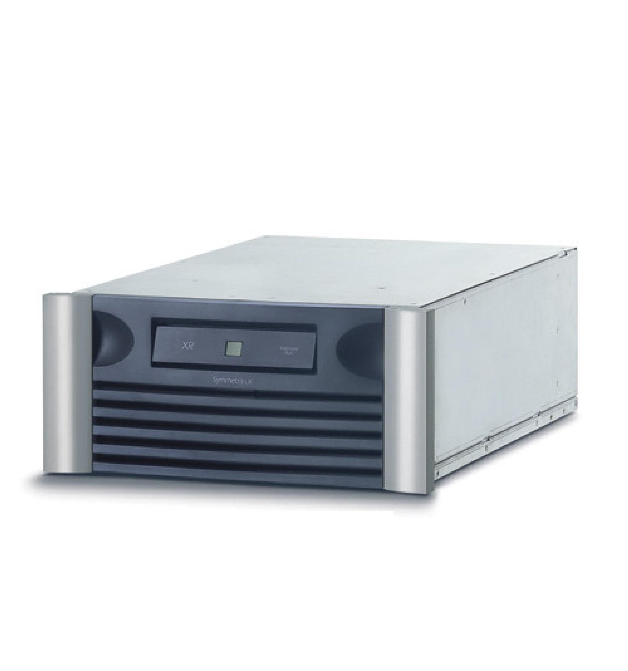 Nobreak Symmetra LX da APC com extensão de autonomia para rack com 3 módulos de baterias SYBT5, 208 V