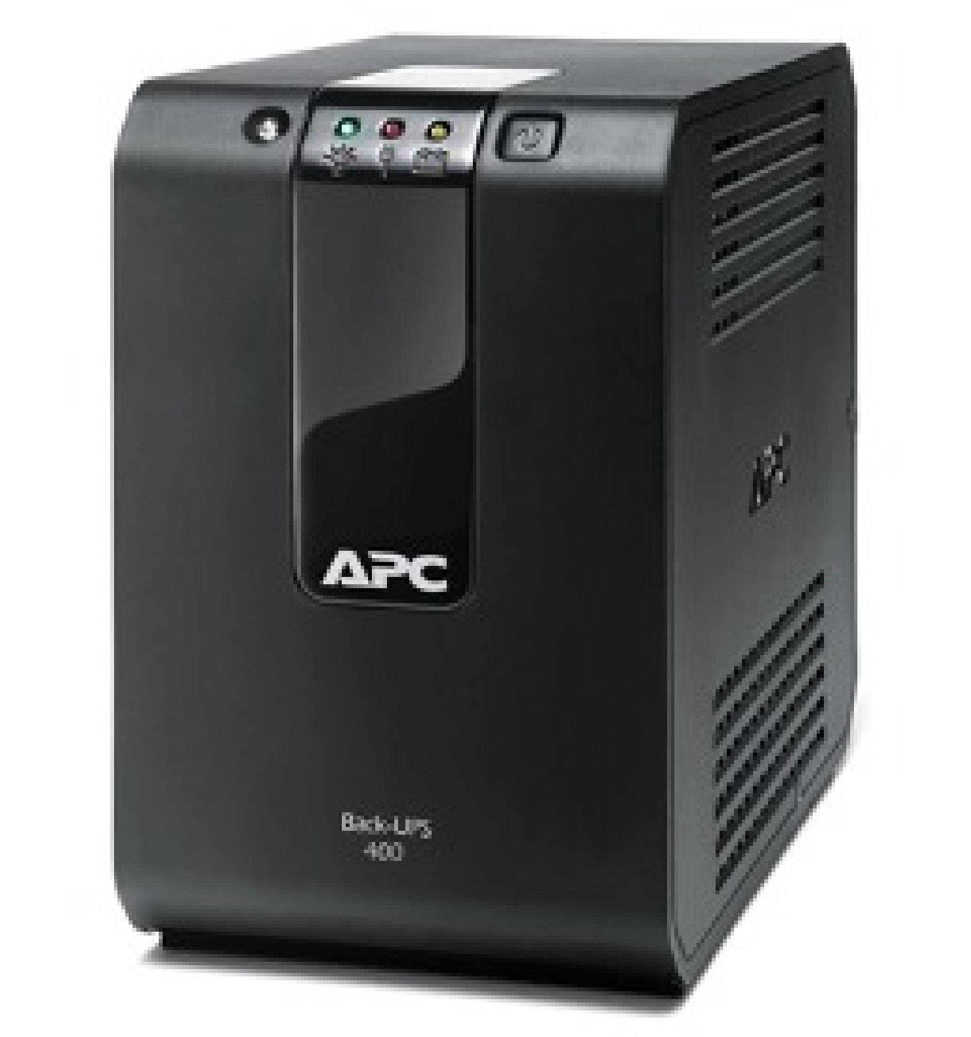 Back-UPS da APC de 400 VA e 115 V