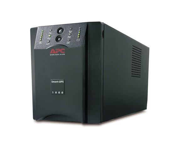Nobreak inteligente da APC, de 1000 VA, conexão USB e serial, 230 V