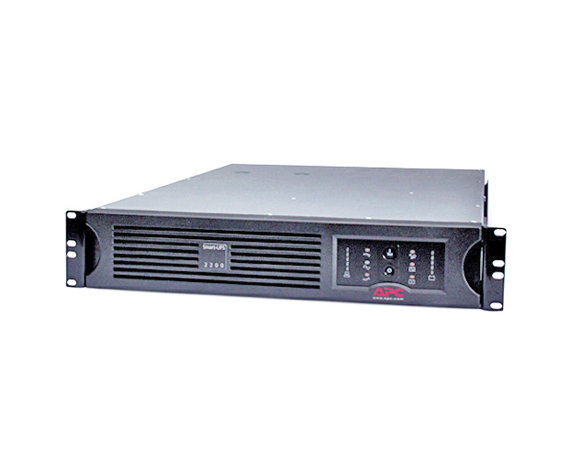 No-break Smart-UPS da APC, 2200 VA, conexão USB e serial, para rack, 2 U, 230V
