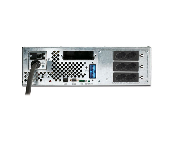 Nobreak inteligente Smart-UPS XL 3000 VA da APC para rack 3 U 120 V