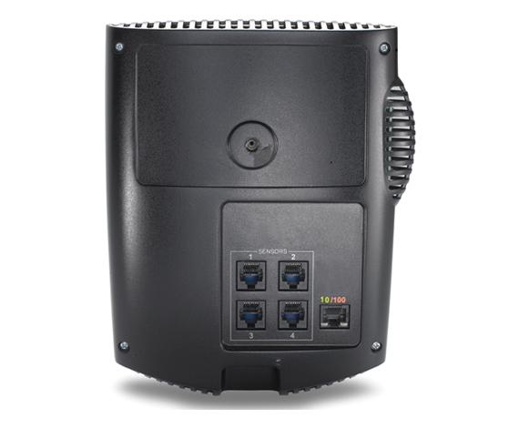 Monitor para sala NetBotz 355 (com injetor PoE de 120/240 V)