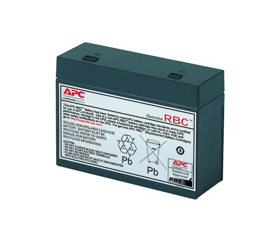 Cartucho de Bateria de Reposição da APC, #10