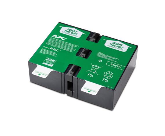 Módulo de baterias sobressalente #124 da APC