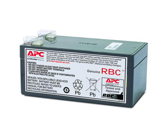 Cartucho de Bateria de Reposição da APC, #47